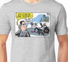 AIG beating Unisex T-Shirt