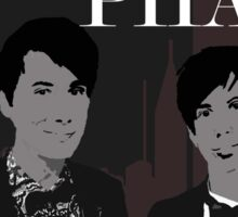 50 Shades of Phan Sticker Sticker