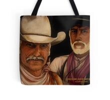 Lonesome Dove- Detail Study Tote Bag