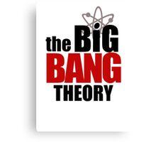 The Big Bang Theory (1) Canvas Print