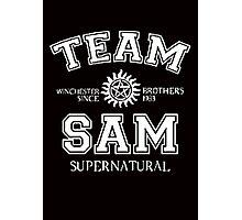 TEAM SAM Photographic Print