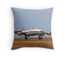 Super Connie Throw Pillow