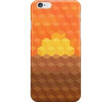 Axonometric Sunset iPhone Case/Skin