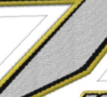 Kimi Raikkonen #7 (Formula One Race Number) Sticker