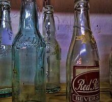 Old Bottles by vigor