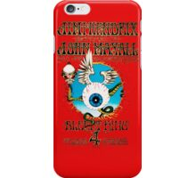 Jimi hendrix 3G iPhone Case/Skin