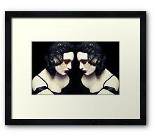 Doppelganger Framed Print