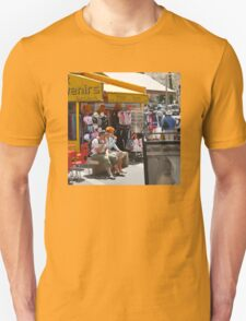 THE TASTE AND COLOR OF AJACCIO CORSICA T-Shirt