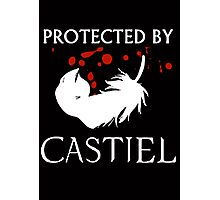 PROTECTED BY CASTIEL Photographic Print