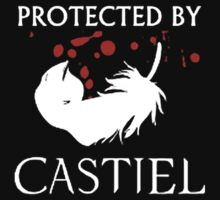 PROTECTED BY CASTIEL by giftshop
