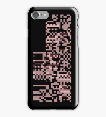 Pokemon Missingno. Red Version iPhone Case/Skin