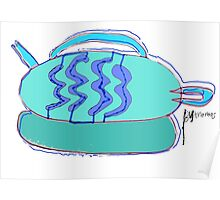 Magic Teapot Poster