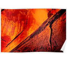 WALLS OF HELL, ARCHES NATIONAL PARK, MOAB, UTAH Poster
