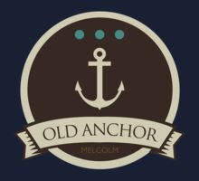 Game Of Thrones - 'Old Anchor' vintage badge Kids Clothes