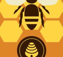 Game Of Thrones - 'Honeyholt' vintage badge Sticker