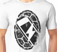 Turtle Power (black) Unisex T-Shirt