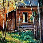 """The Old Bunkhouse"" by Susan Bergstrom"