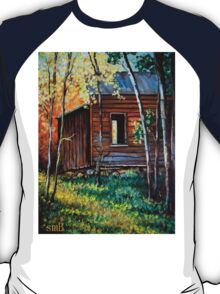 """The Old Bunkhouse"" T-Shirt"