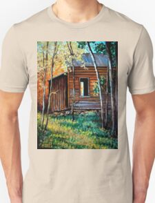 """""""The Old Bunkhouse"""" Unisex T-Shirt"""