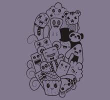 Doodle Kawaii Kids Clothes