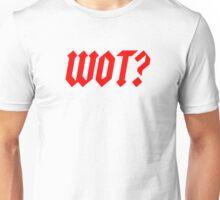 WOT? - Gavin Free [RED] Unisex T-Shirt
