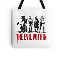 The Evil Within Tote Bag