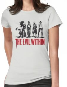 The Evil Within Womens Fitted T-Shirt