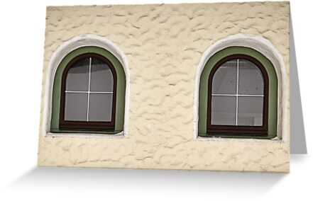 Finkenberg Windows by hynek