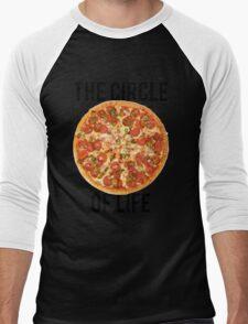 The Circle Of Life Pizza T-Shirt