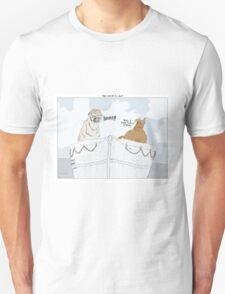 The Life of Pi + Alf Unisex T-Shirt