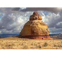 Church Rock Photographic Print