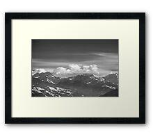 Zillertal Framed Print