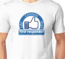 First Responder Unisex T-Shirt