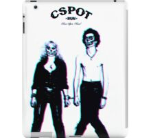 CSPOT - SidFITS (and Nancy) iPad Case/Skin