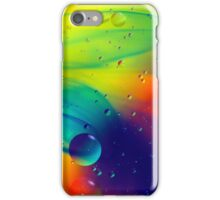 Abstract Oil Photo_0193 iPhone Case/Skin