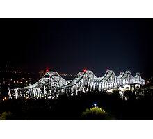 Natchez Bridge Photographic Print