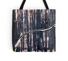 Forest Destruction. Tote Bag