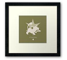 Pokemon Type - Normal Framed Print
