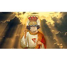 Jesus Daru Photographic Print