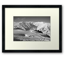 An Afternoon On Penken #06 Framed Print