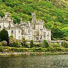 Kylemore abbey by Finbarr Reilly