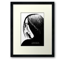 Come Hither... Framed Print