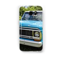 Classic Old Ford Pickup Truck Samsung Galaxy Case/Skin