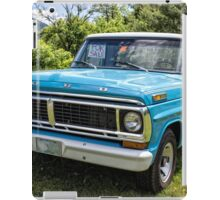 Classic Old Ford Pickup Truck iPad Case/Skin