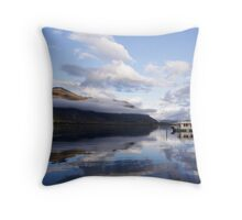 Wanaka sunrise Throw Pillow
