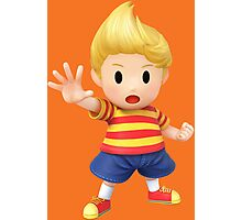 Lucas Super Smash Bros. for Wii U and 3DS Photographic Print