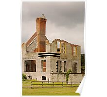 Dungeness Ruins Poster
