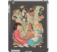 Wonderlands iPad Case/Skin