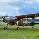 Fairchild 24R-46A Argus III HB751 G-BCBL by Colin Smedley