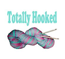 Totally hooked blue version by LyricalSixties